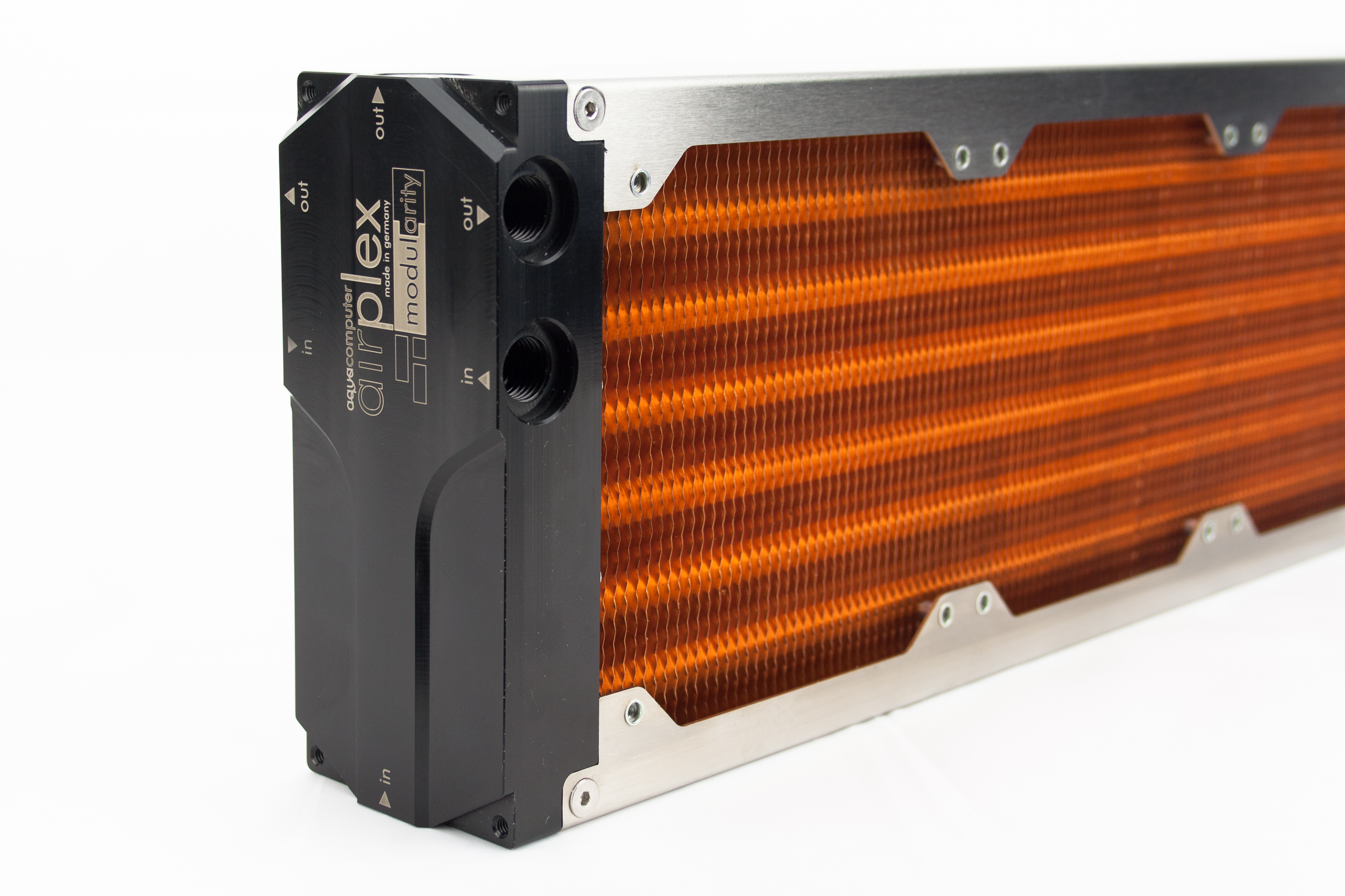 Aqua Computer AMS Copper 360mm Radiator Review - Page 6 of ...
